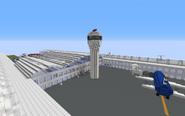 Canabai airport ATC
