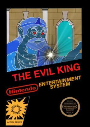 King Harkinian evil
