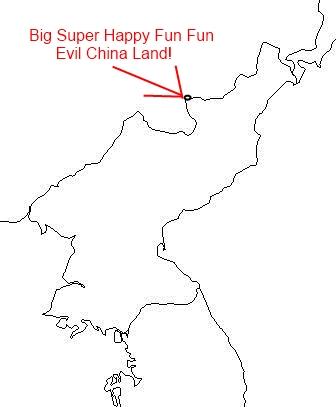Big super happy fun fun evil china land