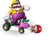 Obey Wario Destroy Mario