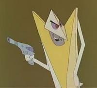 Solar Ray Gun