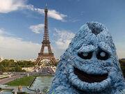George in Paris
