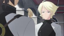 Felix Requesting Raishin to Work with Him II