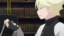 Felix Discussing with Raishin His Proposal
