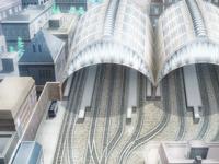Lime Street Station Railway Tracks
