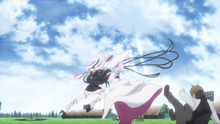 Yaya Attacking Witch