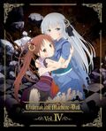 Unbreakable Machine-Doll Anime Blu-ray Vol.IV Picture Label