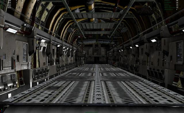 File:Cargo Plane inside.jpg