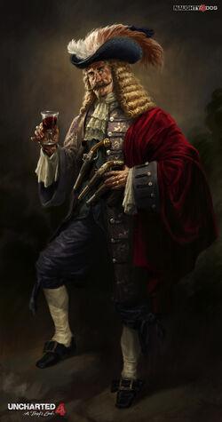 Hyoung-nam-pirate Adam Baldridge
