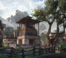 Village/Uncharted 4: A Thief's End
