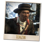 Tenzin (U3) multiplayer card