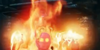Feuer-Geister