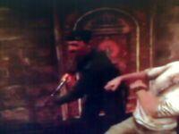 Yemen Officer Punching Drake