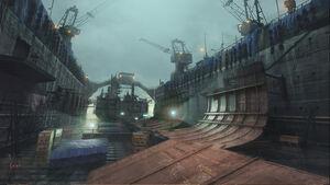 Drydock concept
