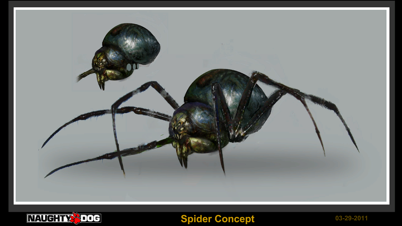 spiders uncharted wiki fandom powered by wikia