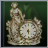 Goddess clock