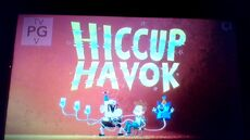Hiccup Havok Title Card