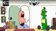 Uncle Grandpa The Best Breather of Air Cartoon Network