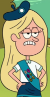 Lisa (Weird Badge)