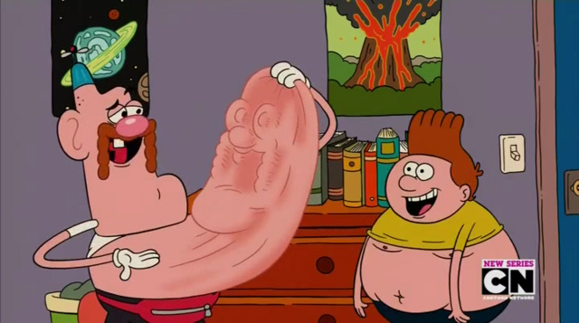 File:Uncle Grandpa, Belly Bag, and Belly Brother 10.png