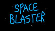 Uncle Grandpa Space Blaster Title Card