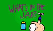 Uncle Grandpa What's In The Jar Title Card