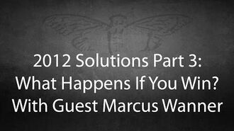 2012 Cicada 3301 Solutions Part 3- What Happens If You Win? With Guest Marcus Wanner