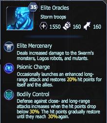 Elite oracles
