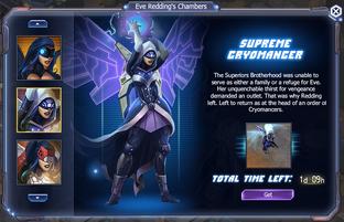 Supreme cryomancer