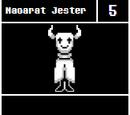 Nacarat Jester