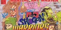 Game:Shogun Warriors