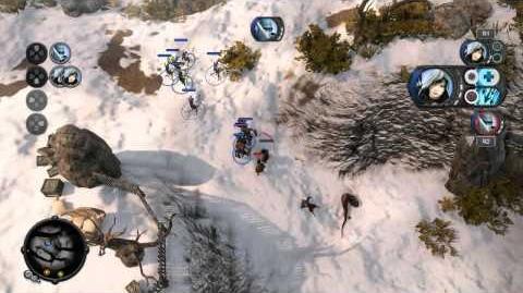 Under Siege™ - Mountains Gameplay