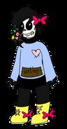 Emily the skeleton
