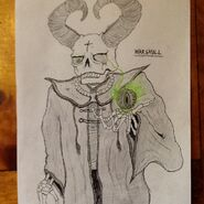 Warskull by GJ