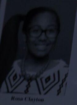 Rosa Clayton Student