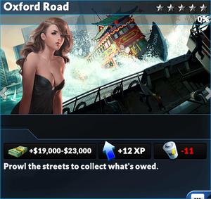 Job oxford road