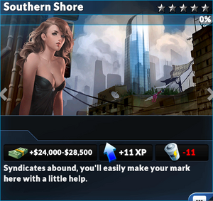Job southern shore