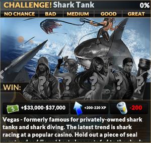 Job shark tank