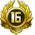 Icon battle rank 16