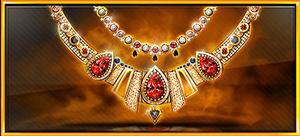 Item tigresss necklace