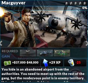 Job macguyver
