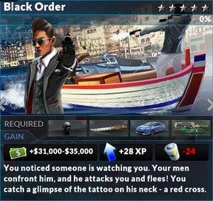 Job black order