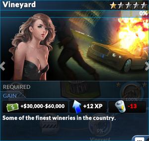 Job vineyard