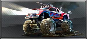 Item monster hero truck
