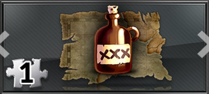 Item captains rum