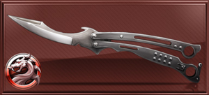 Item butterfly knife syndicate