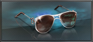Item chrome aviators