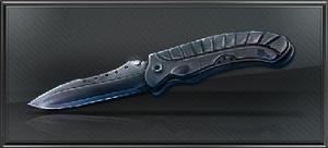 Item lucky pocket knife