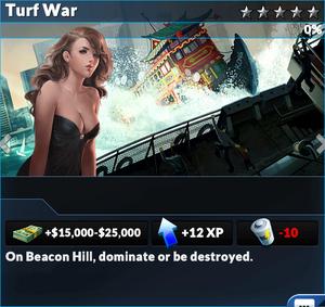 Job turf war