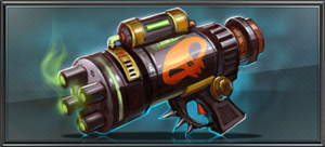 Item roulette rifle